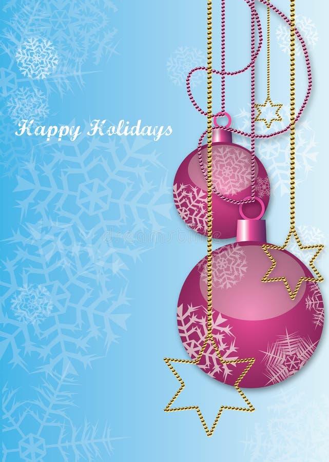 Download Happy Holidays Illustration Stock Illustration - Image: 18383929