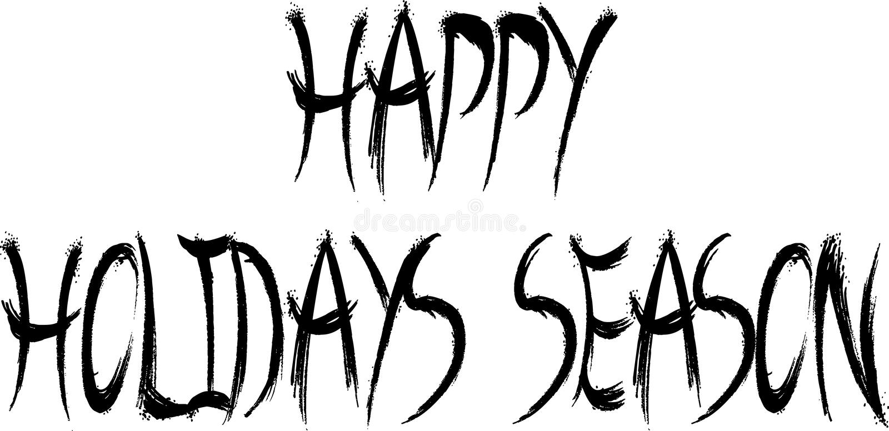 Download Happy Holidays Season Royalty Free Stock Photography - Image: 33160947