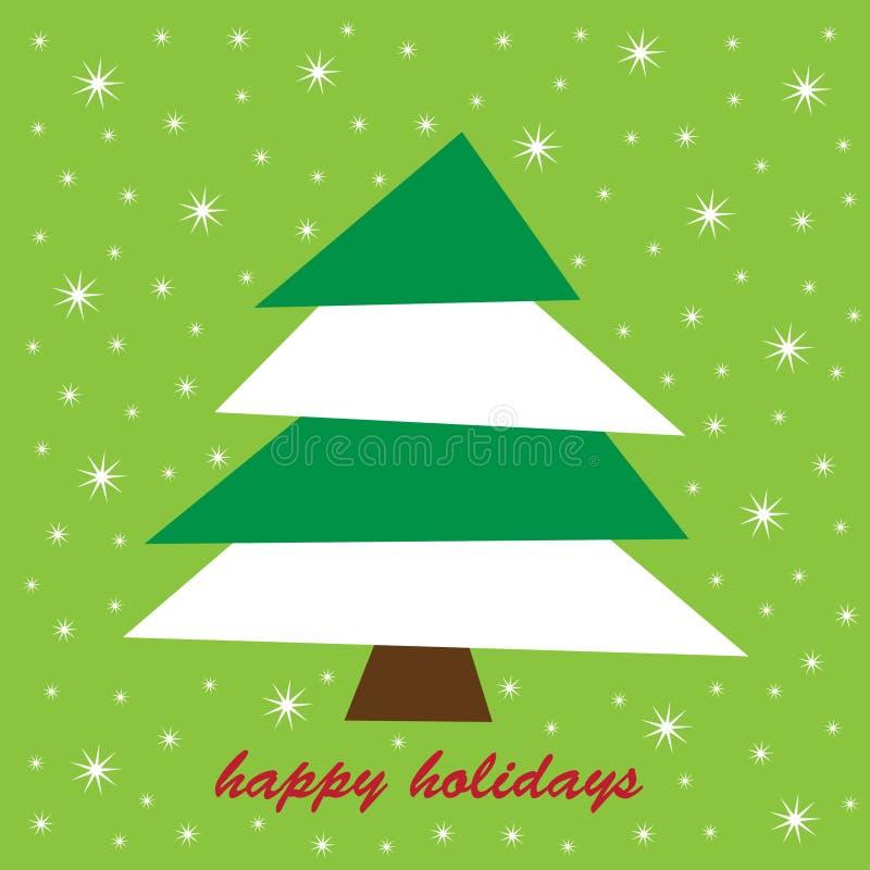 Download Happy Holidays Tree Royalty Free Stock Photo - Image: 17222495
