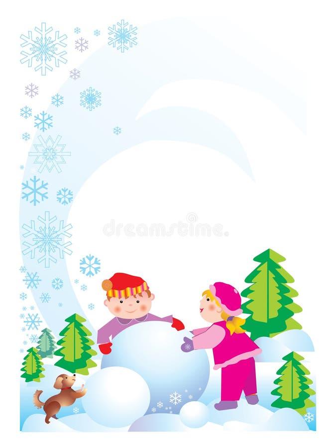 Download Happy hollyday children's stock vector. Image of make - 12108156