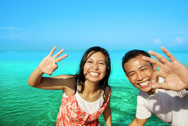 Download Happy Honeymoon Royalty Free Stock Photos - Image: 15390548