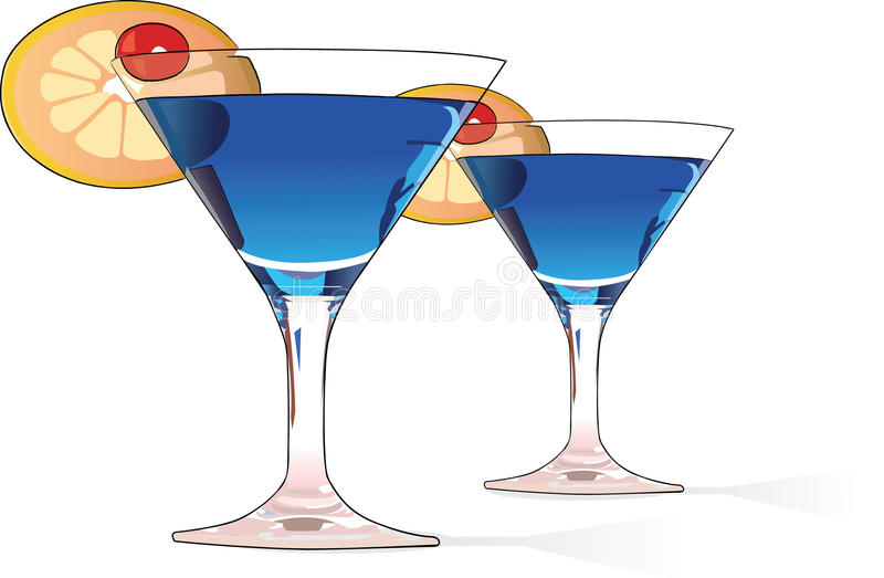 Download Happy Hour stock illustration. Image of novel, interesting - 12209057