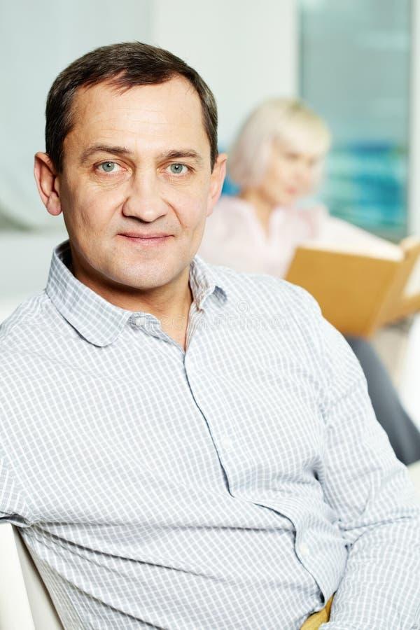 Download Happy husband stock image. Image of lifestyle, companion - 26268055