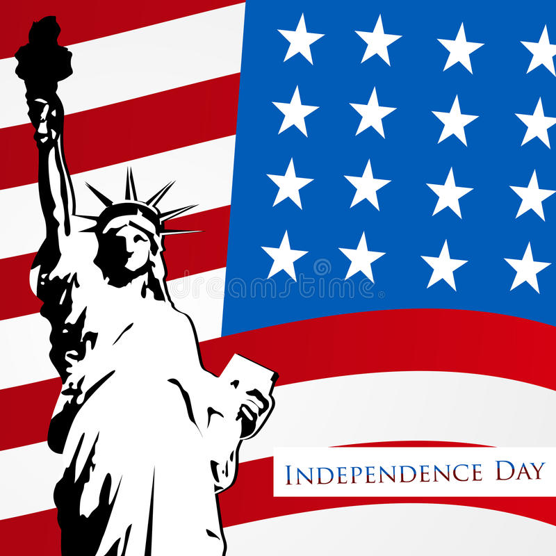 Download Happy Independence Day 4th Of July. Royalty Free Stock Image - Image: 24923086