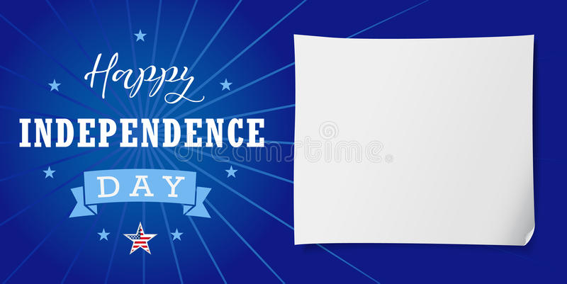 Happy independence day usa banner stock vector illustration of download happy independence day usa banner stock vector illustration of july discount 94898418 m4hsunfo