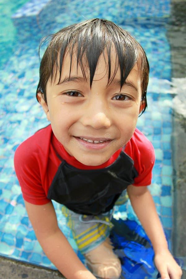 Download Happy joyful little boy stock image. Image of asian, image - 25896685