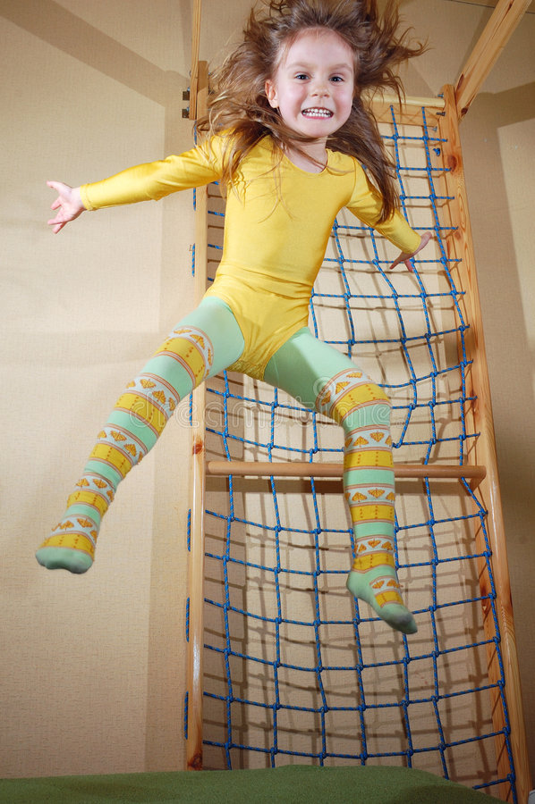 Free Happy Jump Stock Photos - 8456163