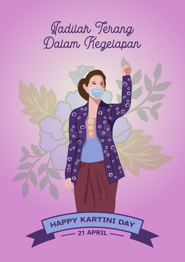 Free Happy Kartini Day Celebration Stock Photos - 210792353