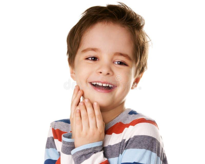 Happy kid stock photography