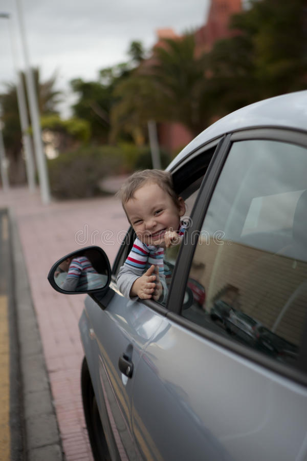 Download Happy kid before travel stock image. Image of journey - 23212079