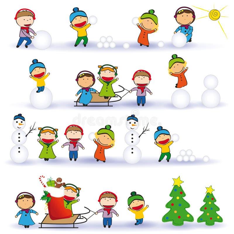 Free Happy Kids Royalty Free Stock Image - 26944276