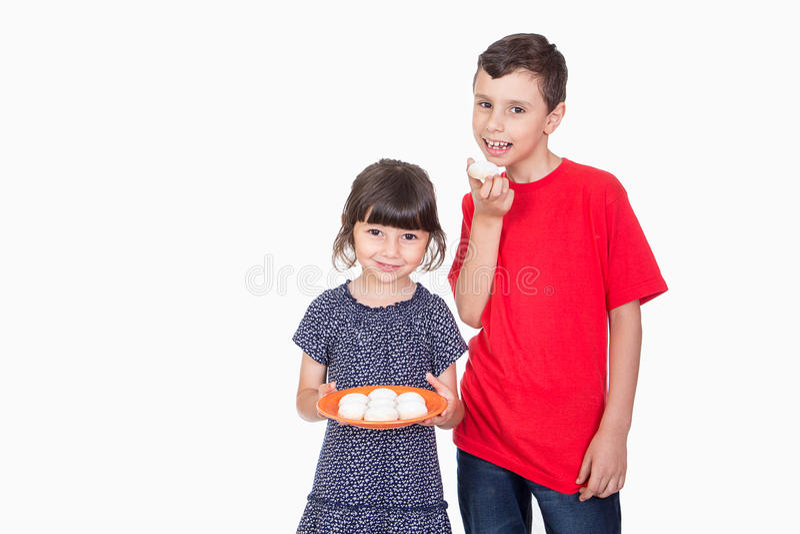 Beautiful Child Eid Al-Fitr Feast - happy-kids-celebrating-eid-el-fitr-muslim-children-eating-kahk-cookies-feast-79691377  You Should Have_706618 .jpg