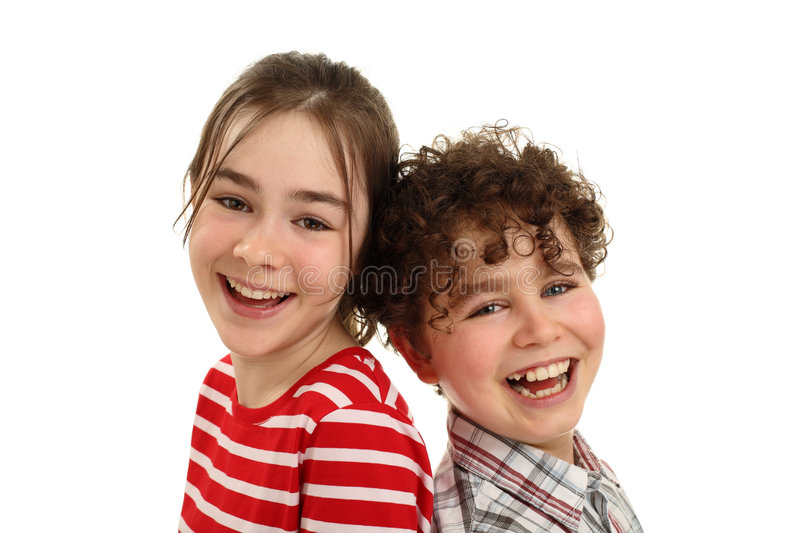 Download Happy kids smiling stock photo. Image of happy, handsome - 9049948