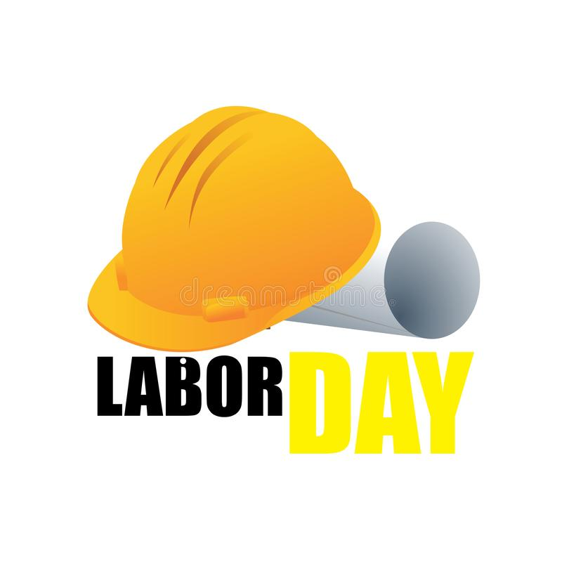 Happy Labor Day banner. Design template. Vector illustration - Vector vector illustration
