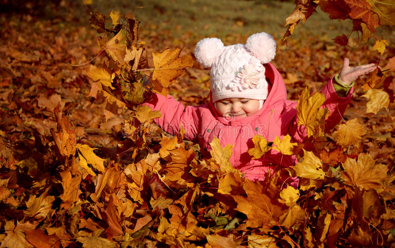 Happy little child royalty free stock photos
