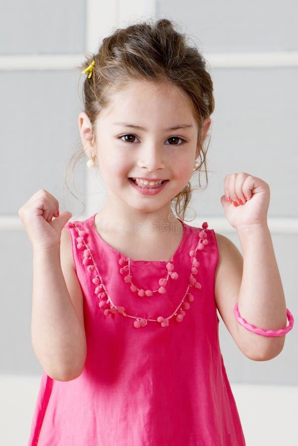 Free Happy Little Girl Stock Photos - 11166043