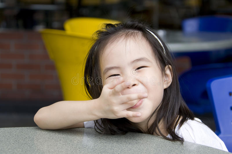 Download Happy Little Girl stock photo. Image of small, children - 9470434