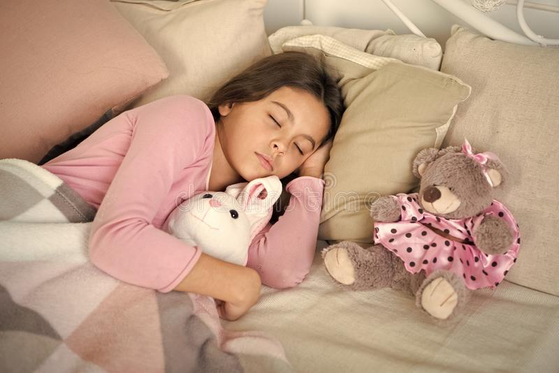 Happy little girl celebrate winter holiday. happy new year. christmas time. morning before Xmas. Cute little child girl stock images