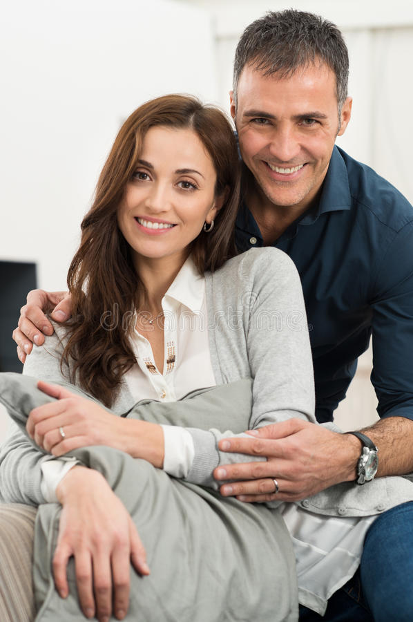 Download Happy Loving Couple stock photo. Image of casual, adult - 36972588