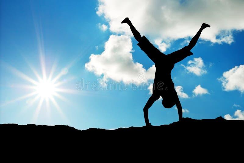 Download Happy man stock photo. Image of free, joyful, body, adult - 15248480