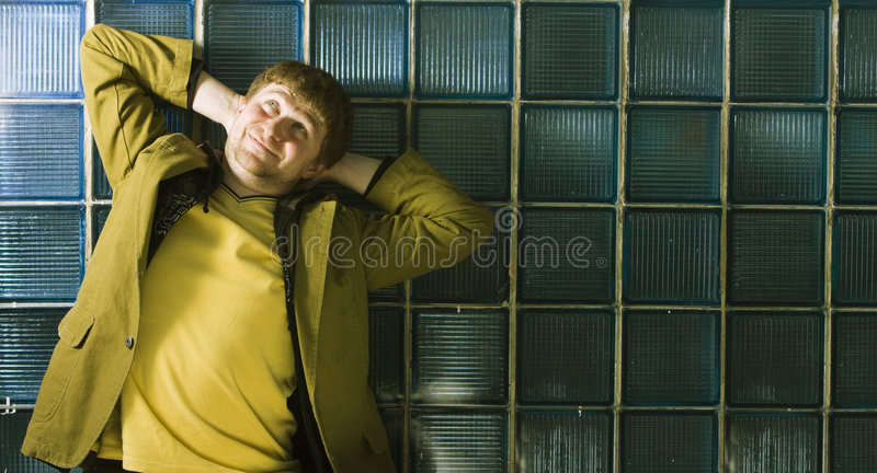 Download Happy Man Royalty Free Stock Photography - Image: 9024217