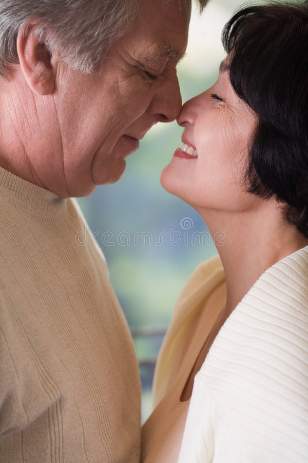 Download Happy mature couple stock photo. Image of grandmother - 1703126
