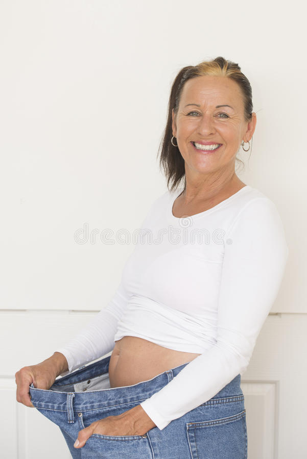 mature white woman
