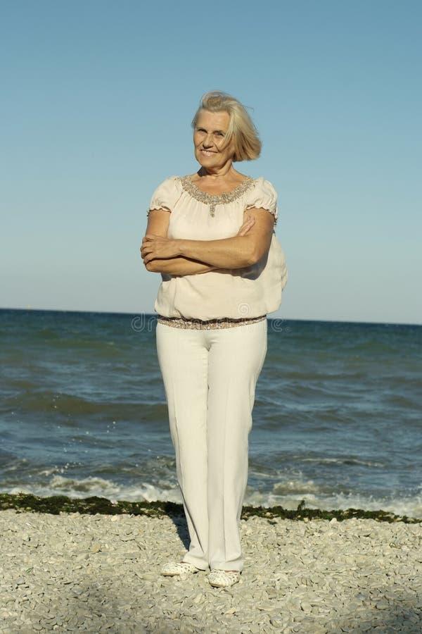 Granny beach nude Nude Grannies,
