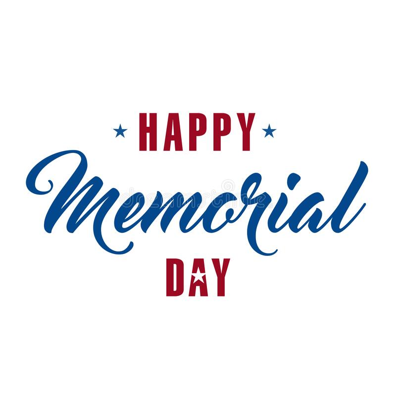 Free Happy Memorial Day Stock Photos - 170977273