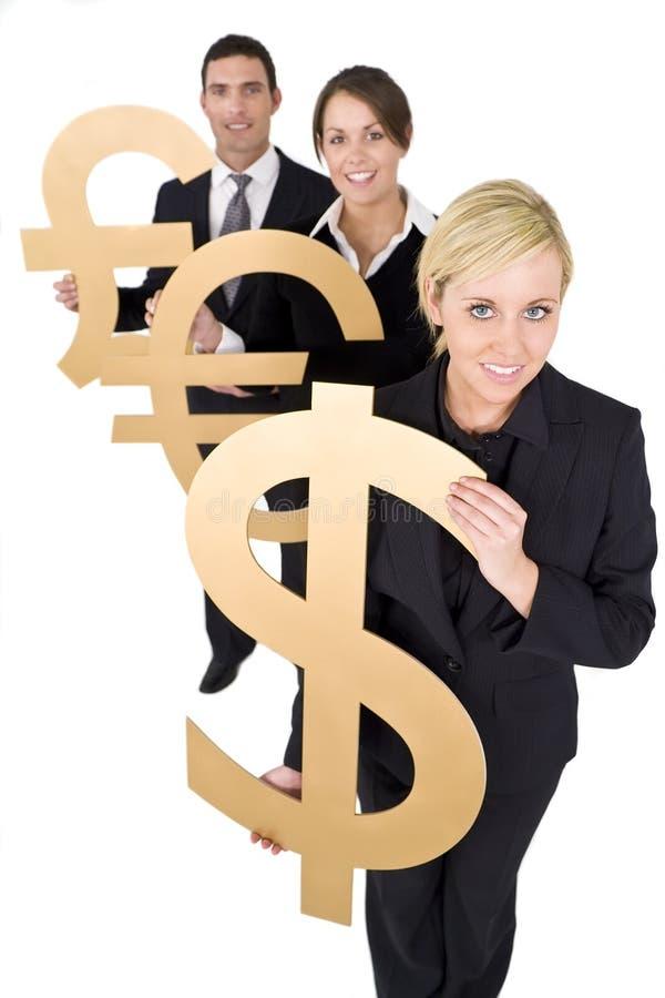 Happy Money royalty free stock photo