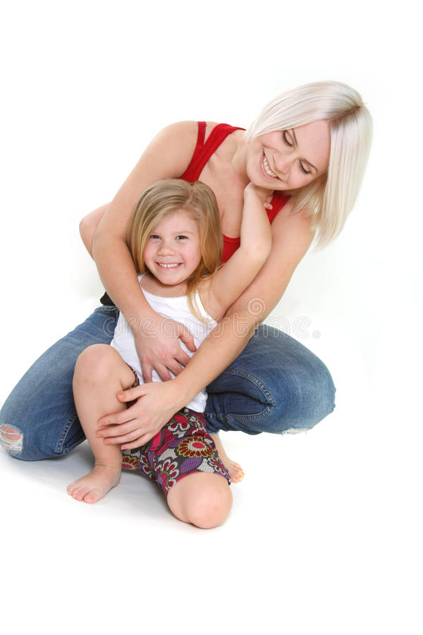 Download Happy mother and daughter stock photo. Image of couple - 13515290
