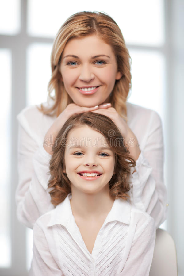 Download Happy Mother And Daughter Stock Photos - Image: 32105473