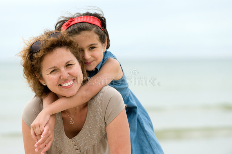 Download Happy mother and kid stock image. Image of childhood, happiness - 7622051