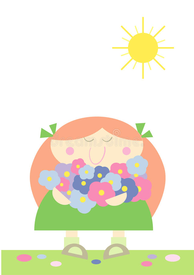 Happy mother's day! stock photos