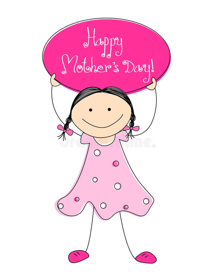 Download Happy Mother's Day Royalty Free Stock Photo - Image: 14653535