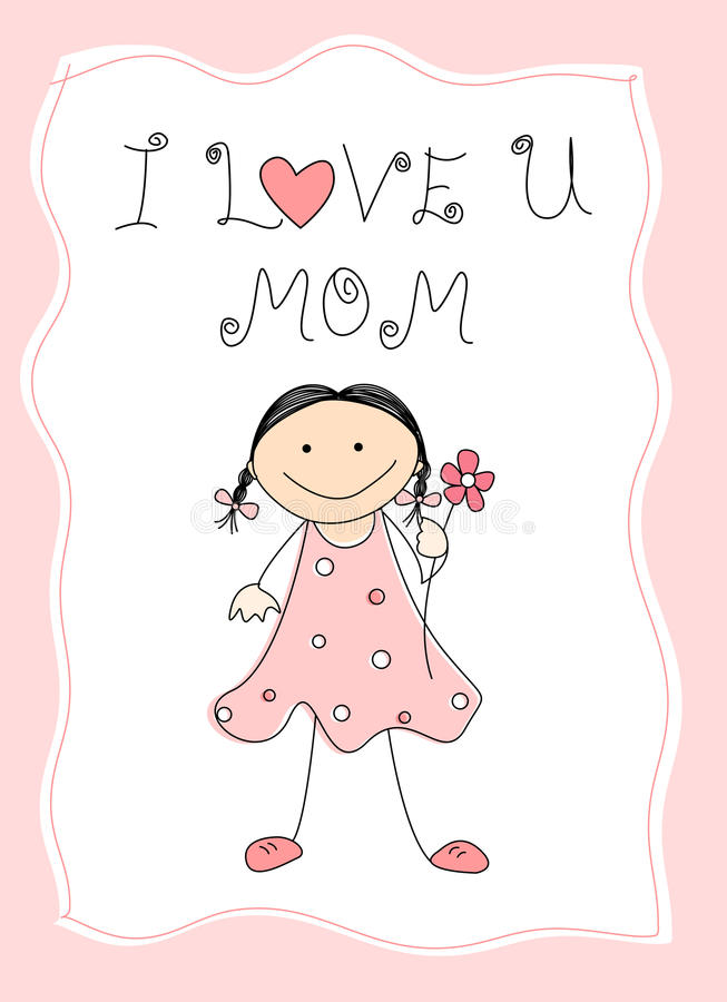 Download Happy Mother's day stock vector. Image of event, background - 16189859