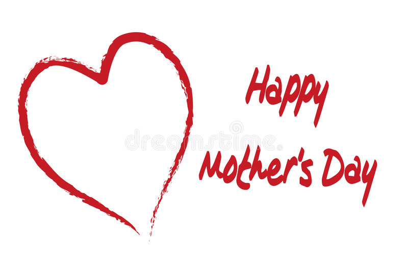 Download Happy Mother's Day stock vector. Illustration of write - 2209633