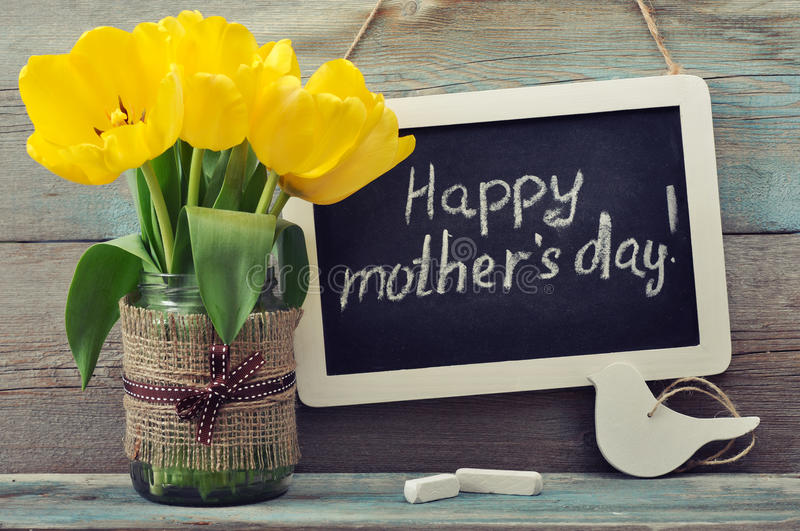 Happy Mother S Day Stock Photo