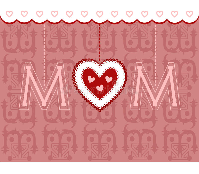 Happy mother´s day royalty free stock image