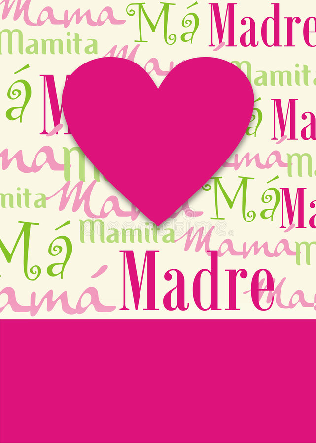 Happy mothers day greeting background stock photo