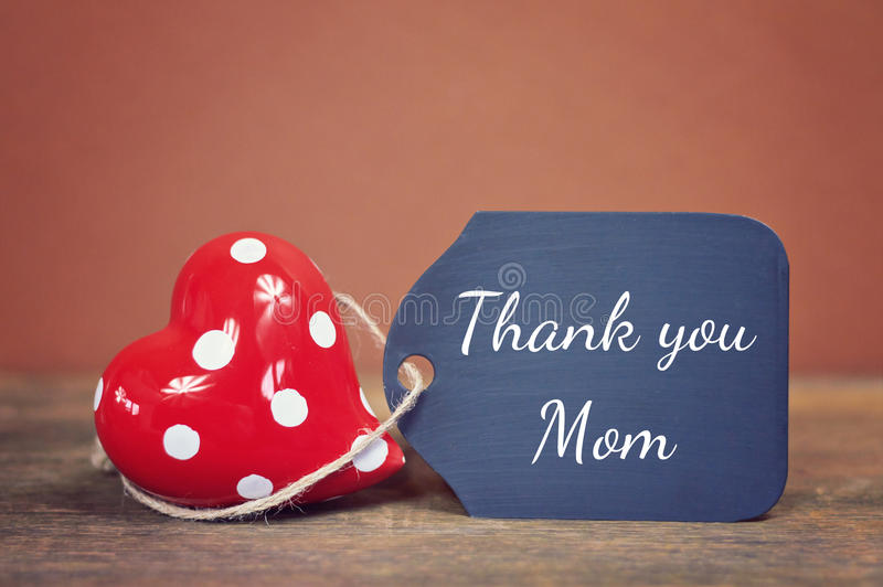 Happy mothers day. Lovely greeting card - happy mothers day royalty free stock images