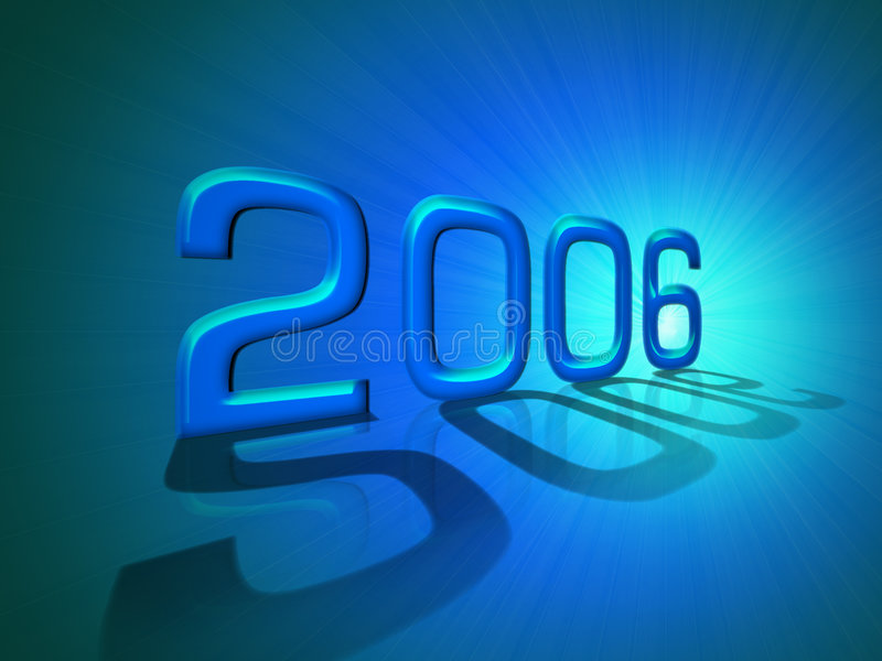 Download Happy New Year 2006 Royalty Free Stock Image - Image: 351676