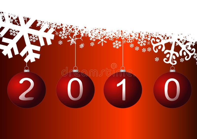 Happy New Year 2010 Royalty Free Stock Photos
