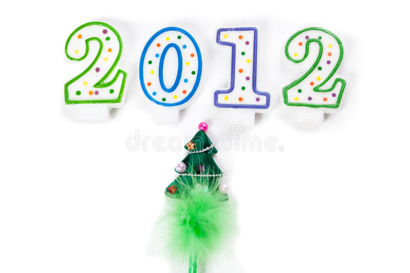 Download Happy new year 2012 stock photo. Image of events, beautiful - 22702900