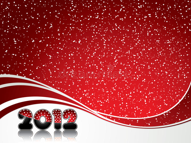 Download Happy New Year stock vector. Image of creative, december - 21212605