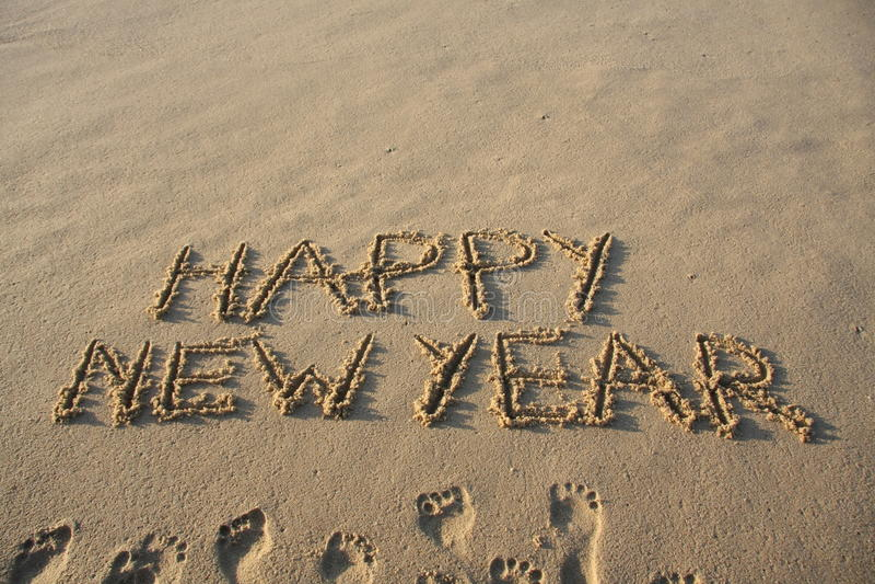 Happy New year royalty free stock photos