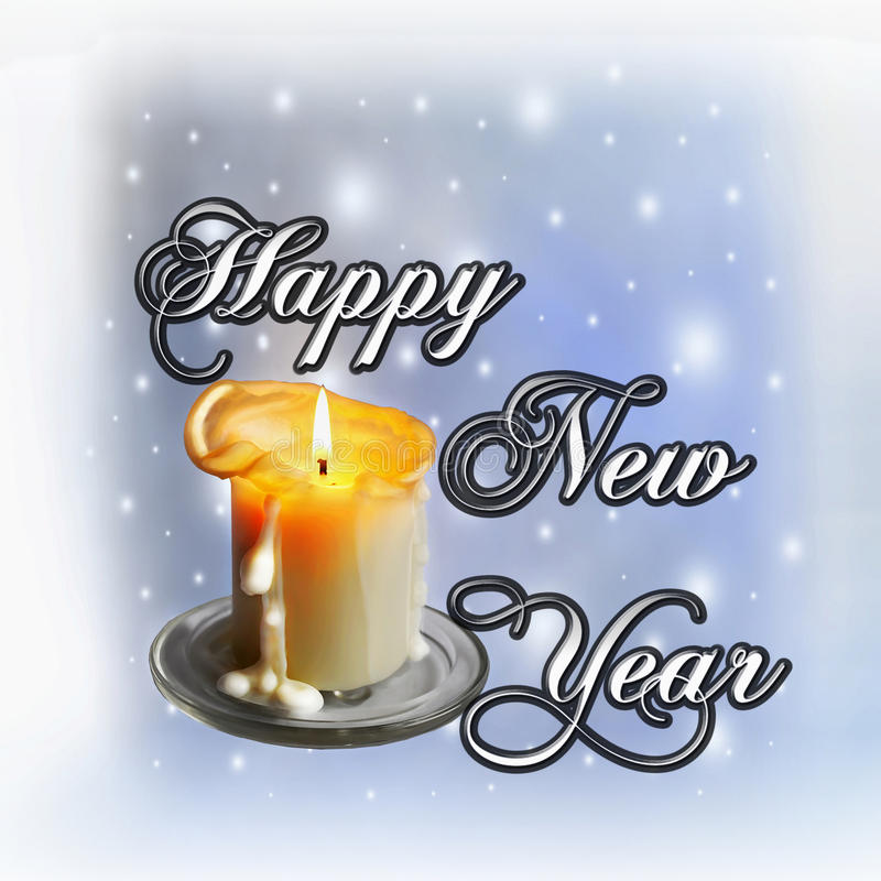 Happy New Year 2020 vector illustration