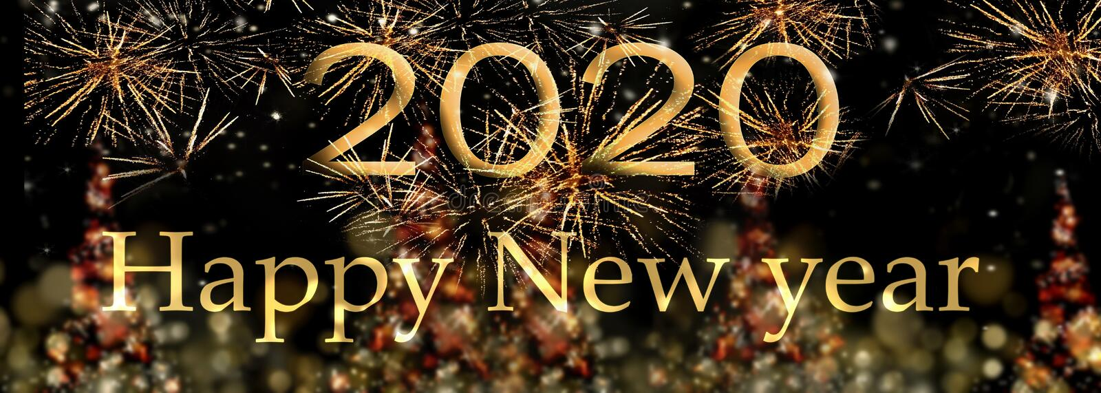 happy new year 2020 on abstract night stock photo image of celebration card 164569988 happy new year 2020 on abstract night