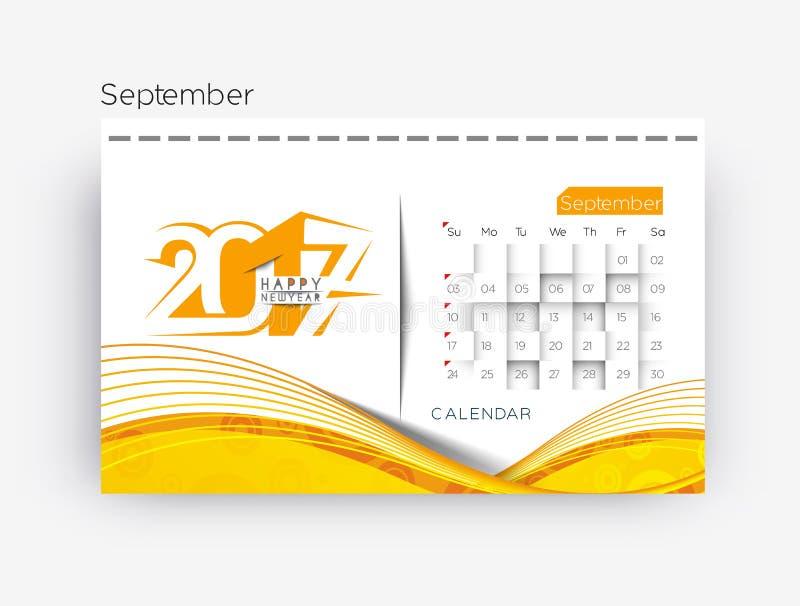 New Year Calendar Designs : Happy new year calendar design elements stock vector