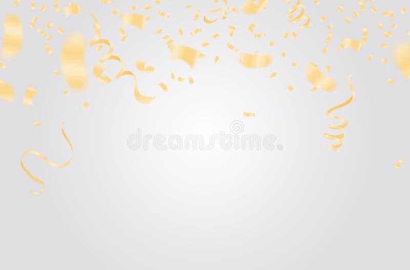 Happy New Year 2020 Celebration background party balloons golden . Vector illustration vector illustration